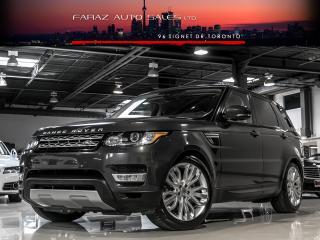 Used 2015 Land Rover Range Rover Sport HSE|NAVI|REAR CAM|V6|21