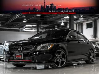 Used 2016 Mercedes-Benz CLA250 AMG SORT PKG 4-MATIC BLIND SPOT for sale in North York, ON