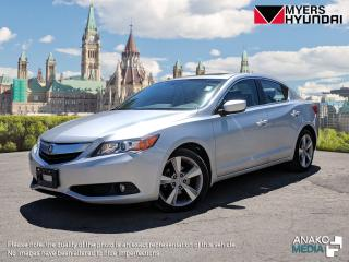 Used 2013 Acura ILX 5-Spd AT w/ Premium Package for sale in Nepean, ON