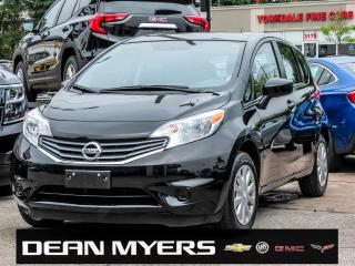 Used 2015 Nissan Versa Note S for sale in North York, ON