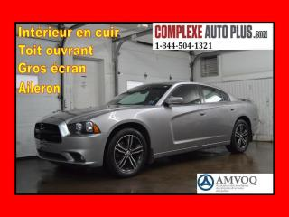 Used 2013 Dodge Charger SXT PLUS AWD for sale in St-Jérôme, QC