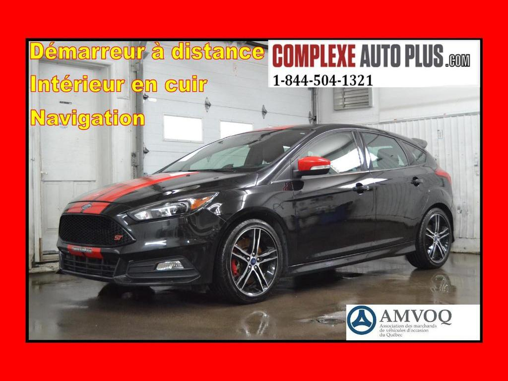 2015 ford focus st turbo