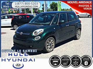 Used 2014 Fiat 500 L Sport, Très Beau for sale in Gatineau, QC