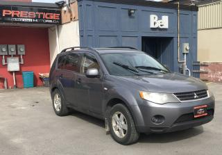 Used 2007 Mitsubishi Outlander LS for sale in Midland, ON