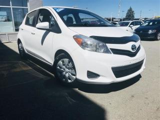 Used 2014 Toyota Yaris 5 Dr LE Htbk 5M for sale in Gatineau, QC