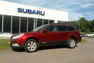 Used 2012 Subaru Outback 2.5i w/Limited & Nav Pkg for sale in Minden, ON