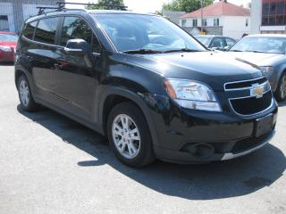 Used 2014 Chevrolet Orlando LT AC FWD 7 Pass PL PM PW for sale in Ottawa, ON