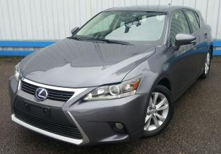 Used 2014 Lexus CT 200h HYBRID *LEATHER* for sale in Kitchener, ON