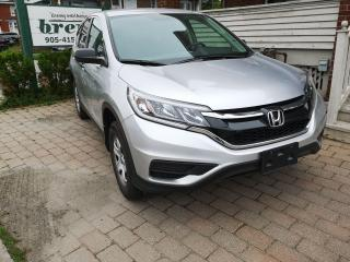 Used 2015 Honda CR-V LX for sale in Markham, ON