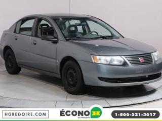 Used 2006 Saturn Ion 1 BASE A/C for sale in Saint-leonard, QC