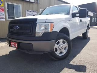 Used 2013 Ford F-150 XL-4x4 for sale in Tilbury, ON