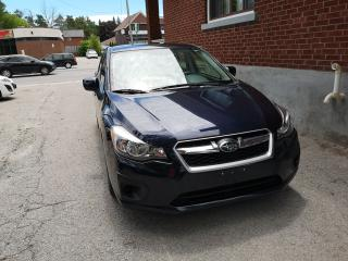 Used 2014 Subaru Impreza 2.0i w/Touring Pkg for sale in Markham, ON