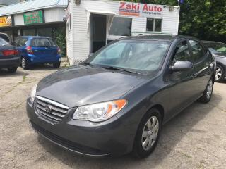 Used 2008 Hyundai Elantra GL Safety and E Test is Included The Price for sale in Scarborough, ON