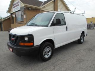 Used 2007 GMC Savana 2500 CARGO 2500HD 4.8L Rack Divider Shelving ONLY 77KMs for sale in Etobicoke, ON