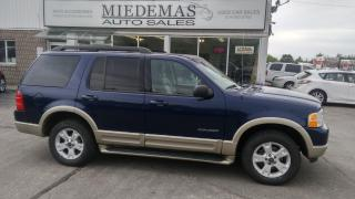 Used 2005 Ford Explorer Eddie Bauer for sale in Mono, ON