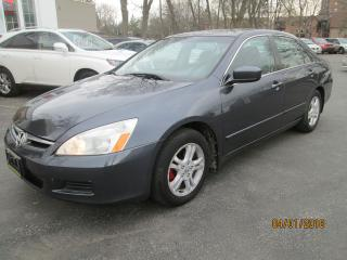 Used 2007 Honda Accord SE-PRICE REDUCED ONLY $7,488.00 for sale in Scarborough, ON