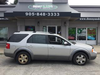 Used 2006 Ford Freestyle SEL for sale in Mississauga, ON