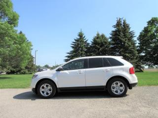 Used 2013 Ford Edge SEL- 4 Cylinder for sale in Thornton, ON