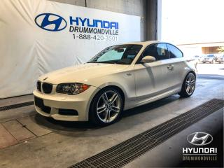 Used 2009 BMW 1 Series 135 M PACKAGE + MAGS + TOIT + CUIR + PADDLE for sale in Drummondville, QC