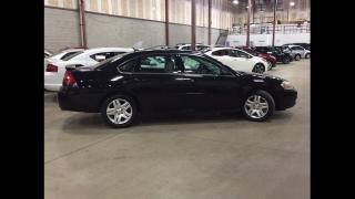 Used 2006 Chevrolet Impala LTZ AUTO AC LEATHER SUNR CERTIFIED for sale in York, ON