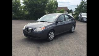 Used 2008 Hyundai Elantra GL AUTO AC 2.OL CRUISECONT CERTIFIED for sale in York, ON