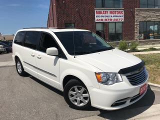 Used 2012 Chrysler Town & Country TOURING for sale in Etobicoke, ON