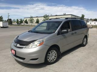 Used 2010 Toyota Sienna CE for sale in North York, ON