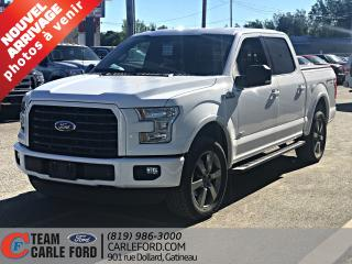 Used 2016 Ford F-150 Ford F-150 XLT 2016, Crewcab Navigation for sale in Gatineau, QC