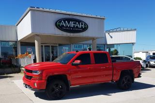 Used 2016 Chevrolet Silverado 1500 4x4 / CREW CAB / NO PAYMENTS FOR 6 MONTHS !!1 for sale in Tilbury, ON