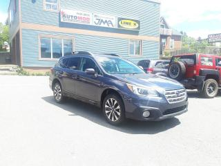 Used 2017 Subaru Outback 2.5i groupe Limited familiale 5 portes C for sale in Beauceville, QC
