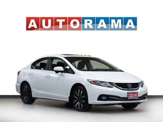 Used 2014 Honda Civic EX SUNROOF ALLOY WHEELS for sale in North York, ON