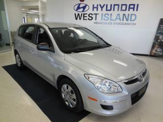 Used 2009 Hyundai Elantra Touring L + AC 2.0L familiale manuelle for sale in Dorval, QC