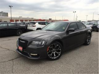Used 2017 Chrysler 300 S**Leather**Sunroof**Navigation**Bluetooth** for sale in Mississauga, ON