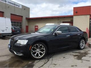 Used 2017 Chrysler 300 C**Platinum**Leather**Sunroof**Navigation** for sale in Mississauga, ON