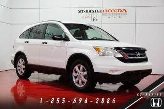 Used 2010 Honda CR-V LX AWD + SUPER PROPRE + MAGS + A/C + WOW for sale in St-Basile-le-Grand, QC