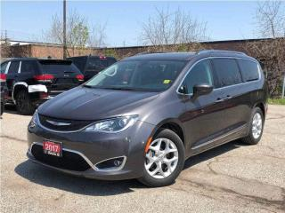 Used 2017 Chrysler Pacifica Touring-L Plus**DVD**Sunroof**Back UP Camera** for sale in Mississauga, ON