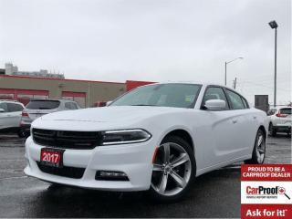 Used 2017 Dodge Charger SXT**Leather**Sunroof**Navigation** for sale in Mississauga, ON