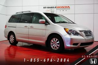 Used 2008 Honda Odyssey EX-L + BIEN ENTRETENUE + JAMAIS ACCIDENT for sale in St-Basile-le-Grand, QC