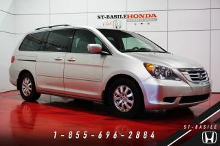 Used 2008 Honda Odyssey EX-L + BIEN ENTRETENUE + JAMAIS ACCIDENT for sale in St-Basile-le-Grand, QC