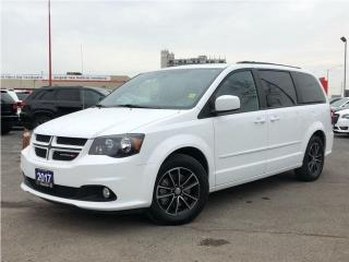 Used 2017 Dodge Grand Caravan GT**Leather**DVD**Navigation**Bluetooth** for sale in Mississauga, ON