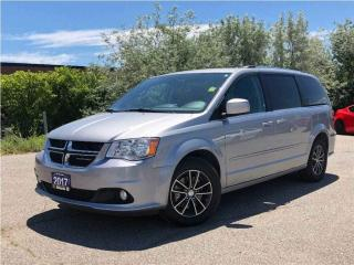 Used 2017 Dodge Grand Caravan SXT**Premium Plus**Navigation**DVD**Bluetooth** for sale in Mississauga, ON