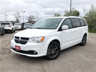 Used 2017 Dodge Grand Caravan SXT**Premium Plus**DVD**NAV**Bluetooth** for sale in Mississauga, ON