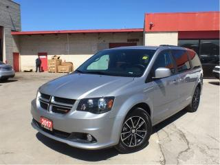 Used 2017 Dodge Grand Caravan GT**Leather**Navigation**DVD**Back UP Camera** for sale in Mississauga, ON