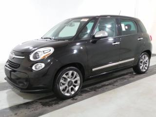 Used 2015 Fiat 500 L Lounge for sale in Mississauga, ON