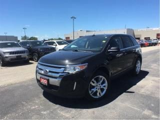 Used 2012 Ford Edge Limited**AWD**Leather**Navigation**Bluetooth** for sale in Mississauga, ON