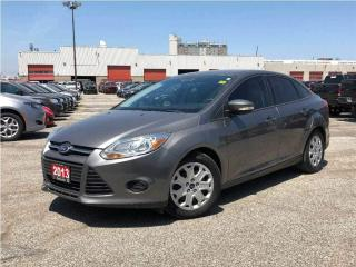 Used 2013 Ford Focus SE**Bluetooth**Automatic**Keyless Entry** for sale in Mississauga, ON