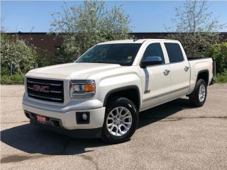Used 2015 GMC Sierra 1500 Leather**Sunroof**Bluetooth**Back UP Camera** for sale in Mississauga, ON