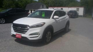 Used 2017 Hyundai Tucson PREMIUM  AWD for sale in Beaverton, ON