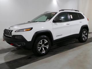 Used 2015 Jeep Cherokee Trailhawk for sale in Mississauga, ON