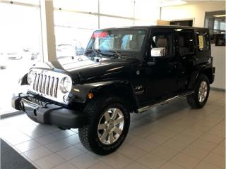 Used 2017 Jeep Wrangler Unlimited Sahara*Demo* Only 2815 Kms* for sale in Mississauga, ON